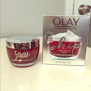 Other - Olay Whip fragrance free moisturizer